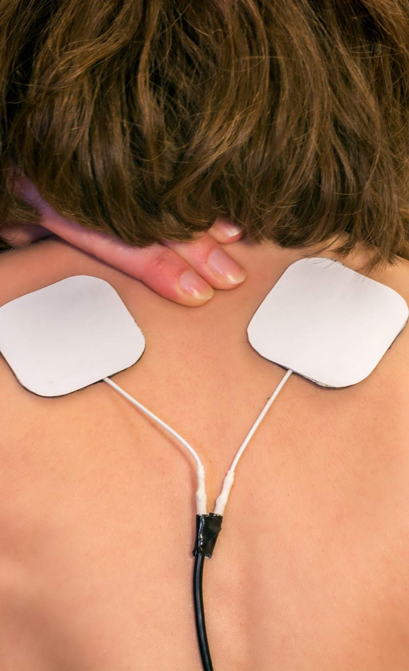 electrotherapy treatment